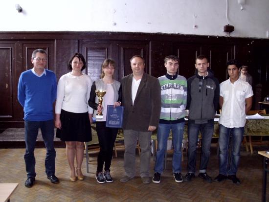 Konkurs historyczny w I LO