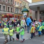 Uczestnicy marszu przegonili zimę