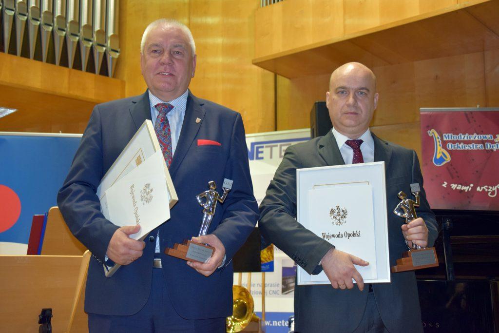 Znakomity Przywódca i Opolska Nagroda Jakości