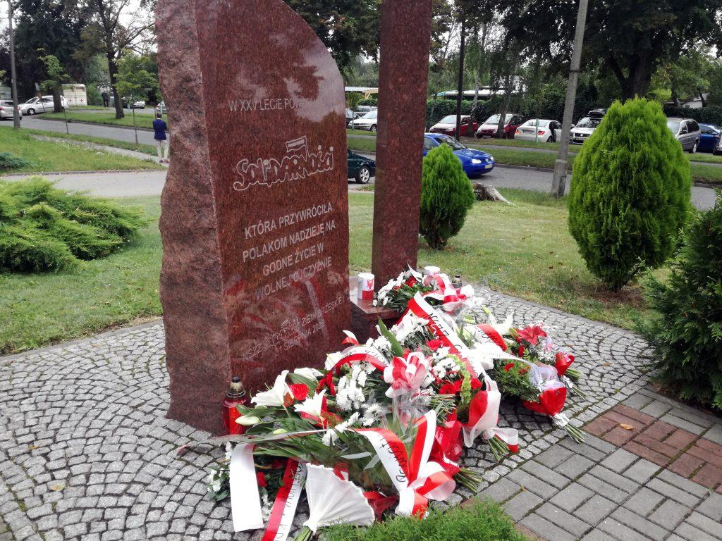 """37. rocznica powstania NSZZ """"Solidarność"""""""