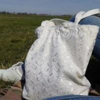 Koronkowa torba