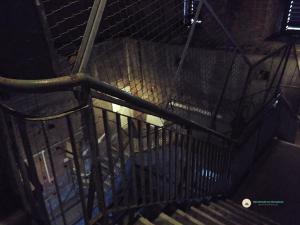 schody na wieżę widokową