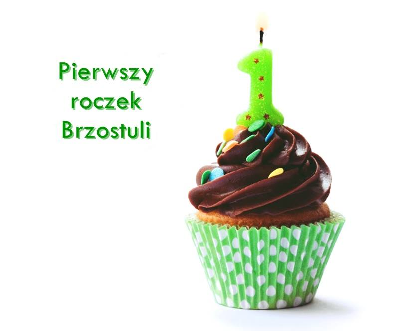 Pierwszy roczek Brzostuli