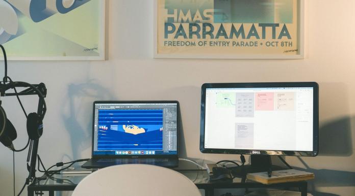 Remote-working designer David Nuff freelance success