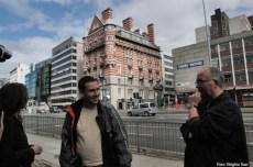 Steve Rigby von der British Titanic Society zeigt uns Liverpool von seiner titanischen Seite.