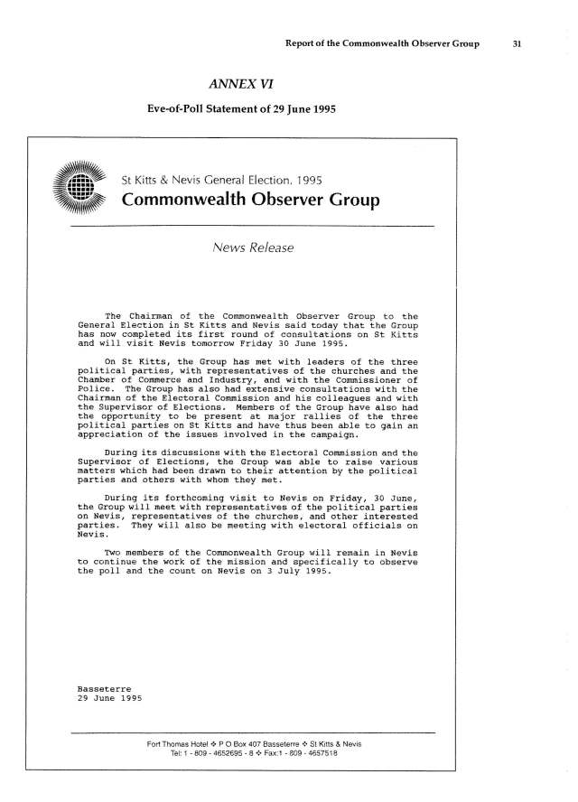 Report_of_the_Commonwealth_Observer_Group_on_the_General_Election_in_SKN_3_July_1995_Page_39