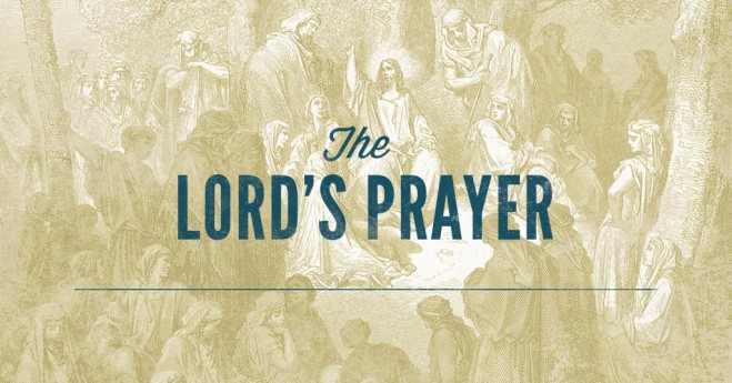 The inescapable social, political and economic implications of the Lord's Prayer