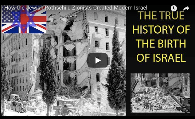 The True History of the Birth Of Israel – TOWARDS LIFE-KNOWLEDGE