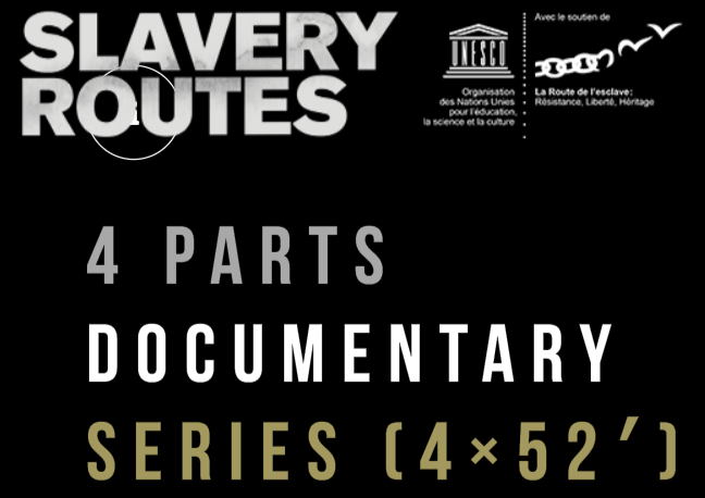 Slavery Routes | 14 Centuries of Slave Trade Systems