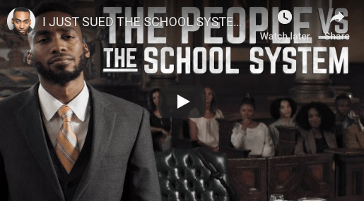 I Just Sued the School System!! | Prince EA