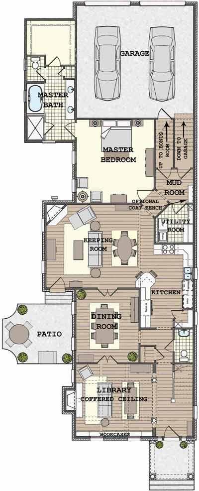 Federal Style House Plans : federal, style, house, plans, Plans:, Pawtucket, Corner, Historic