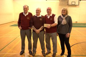 Lindon Wilson Runners Up