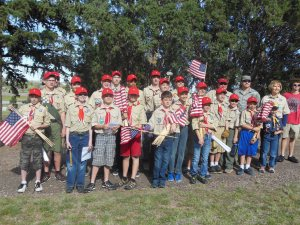 BSA Troop 469 - Patrol Leader Conference @ Hilltop United Church of Christ