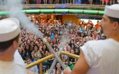 2014 In Review: 14 things that happened on the @backstreetboys cruise that made our life