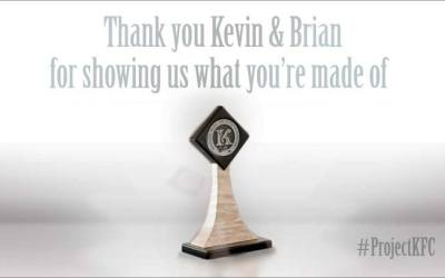 Thoughts: Thank you @KevinRichardson and @Brian_Littrell for showing us what you're made of