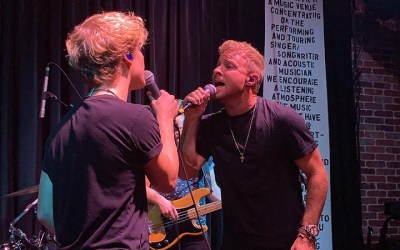 """Wayback Wednesday: @Brian_Littrell and """"Don't Take The Girl."""""""