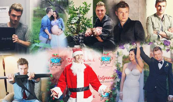 Top 5  @NickCarter moments of the 2010s