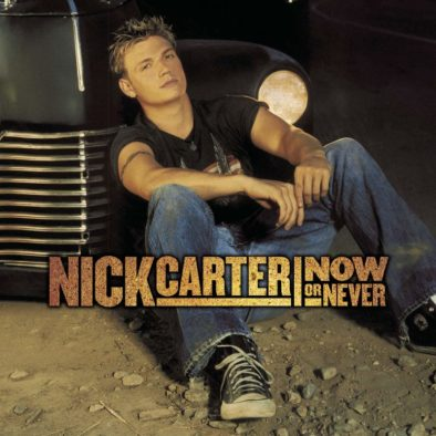 """Thoughts: @NickCarter's """"Now or Never"""" is my all-time favorite album and I have no shame"""