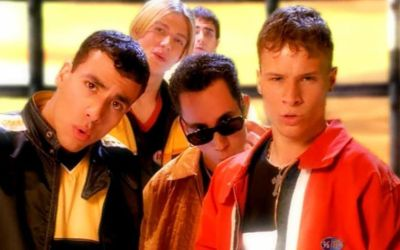 """WTF were @BackstreetBoys thinking: """"Get Down"""" music video"""