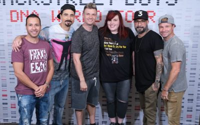 Year in Review: 2019 was full of concerts, friends, and @BackstreetBoys