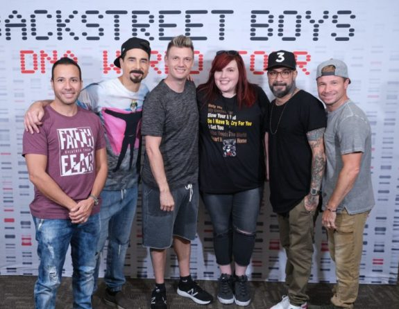 Thoughts: Can we stop complaining and just be happy we still have @BackstreetBoys in our lives?