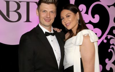 Photos: @NickCarter helps honor @ShaniaTwain as Woman of the Year