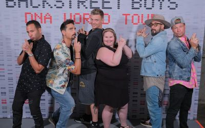 Thoughts: Sometimes we and the @BackstreetBoys need a break