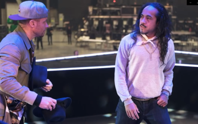 Video: Rich + Tone give a look behind the scenes of the DNA World Tour (Final)
