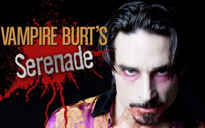 "Exclusive Review: @KevinRichardson's ""Vampire Burt's Serenade"""