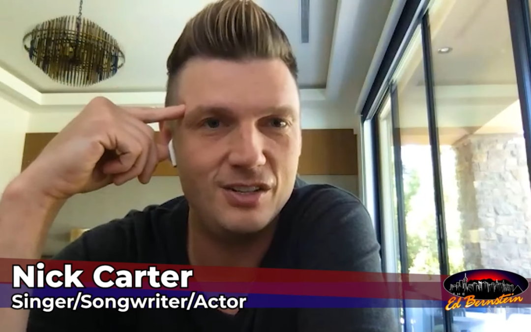 Video: @NickCarter talks life, career, and family with Ed Bernstein