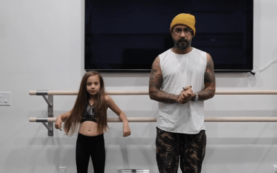 News: @AJ_McLean and daughter kick-off iHeartRadio's Summer Camp