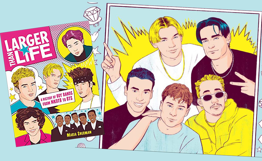 Book Review: 'Larger Than Life' boy band history book could have been better
