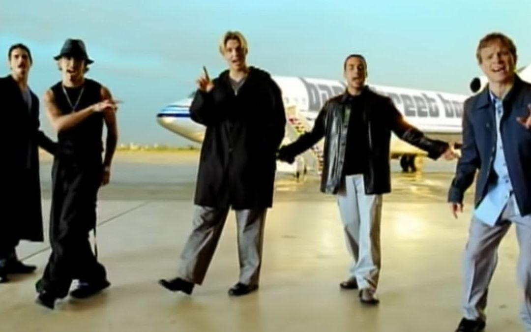 Guest Post: @BackstreetBoys' 'I Want it That Way' DOES Make Sense After All