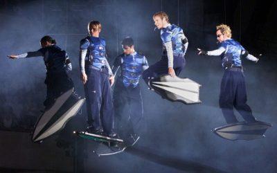 Tours: Backstreet Boys' Into the Millennium Tour