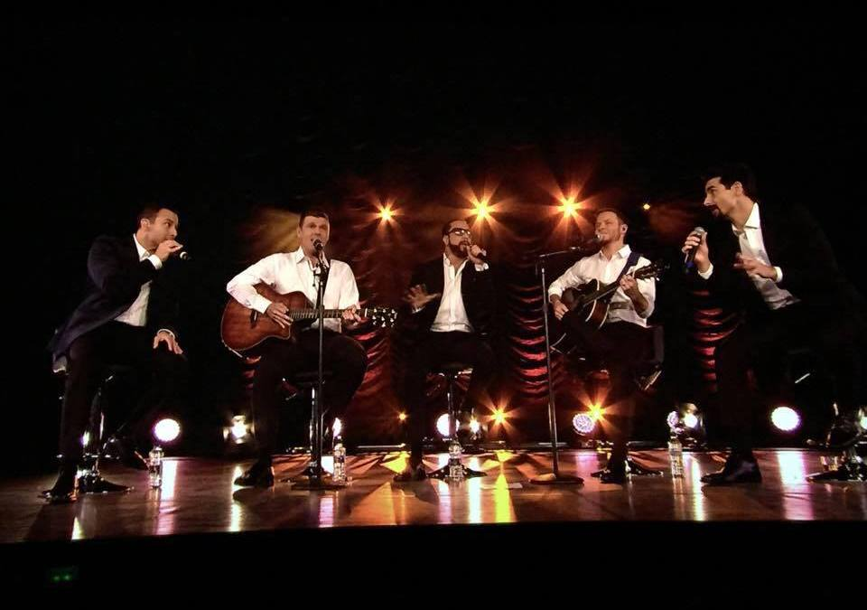 Our Favorite @BackstreetBoys Acoustic Performances on YouTube