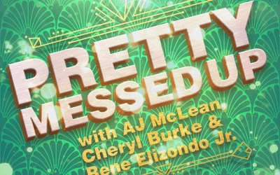"""Podcast: @AJ_McLean's """"Pretty Messed Up"""" podcast is launched!"""