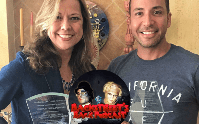 """Podcast: Check out """"Backstreet's Back"""" podcast interview Pollyanna Dorough"""