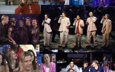 22 Years of @BackstreetBoys' Millennium – Top 10 TV Performances