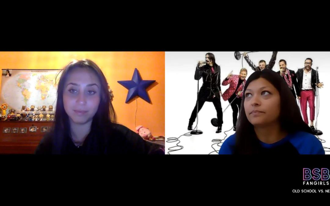 Old School @BackstreetBoys fans vs. newbies: Episode 2 – The Rivalry