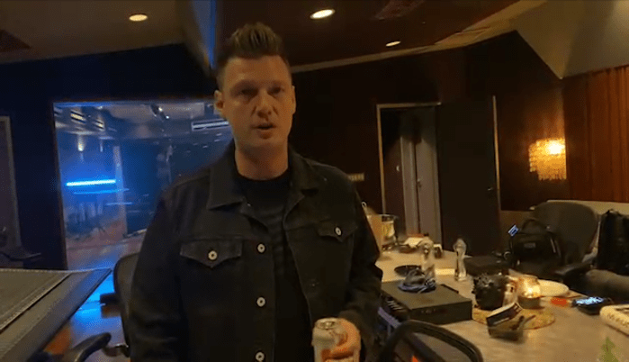 Nick Carter Working on New Solo Music