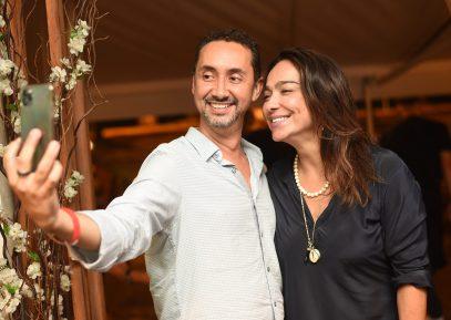 Emerson Araujo e Ana Paula Iespa