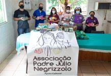 Associação Padre Júlio Negrizzolo é beneficiada com Campanha Solidária da Caesb