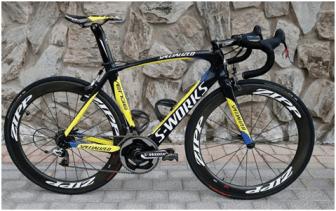 Venge do Contador - mais aerodinâmica (também teoricamente)