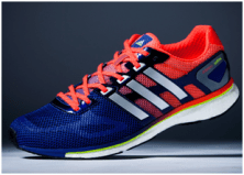 Adidas Adios Boost - James Cunnama