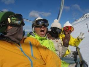 NZの春スノーボードは日本と違う!?