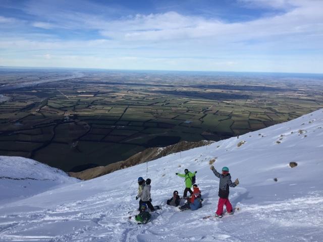 NZは景色が最高