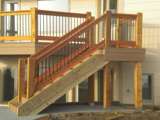 Deck Stairs  Bscconstructions Blog