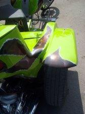 Moto Triciclo Calaveras 06