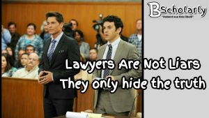 Are lawyers liars
