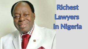 Who is the best practicing lawyer in Nigeria?